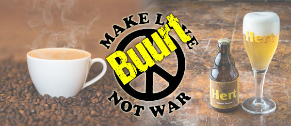 Make buurt not war